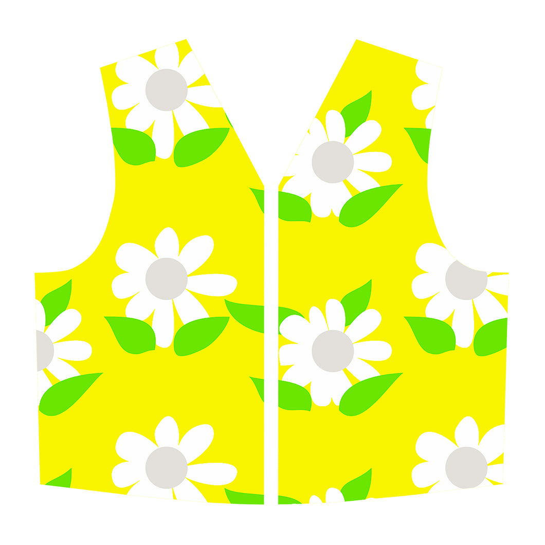 Eco Daisy Chain High Visibility Vest for Kid