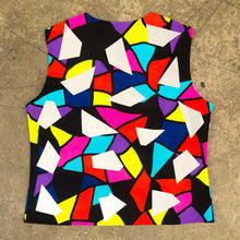 Load image into Gallery viewer, Confetti Reflective Waistcoat. Seconds. Size 6