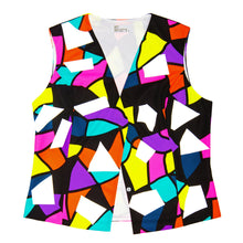 Load image into Gallery viewer, Confetti High Visibility Waistcoat. Size 6, 12