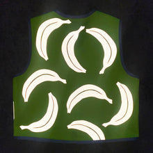 Load image into Gallery viewer, Eco Cool Banana Kid High Visibility Reflective Vest