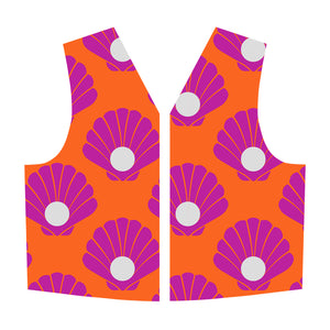 Eco Shell Pearl Hi Vis Vest for Kid