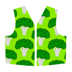 Eco Broccoli Hi Vis Vest for Kid
