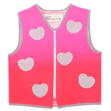 Load image into Gallery viewer, Love Heart Bike Vest - Kids