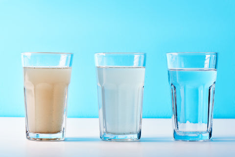 Elite Detox Why You Should Be Purifying Your Water Dirty Water Glasses