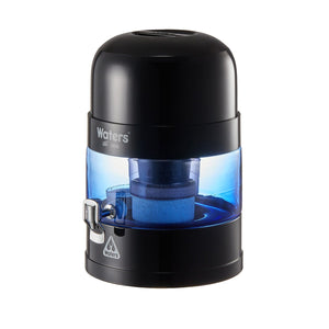 BIO 1000 Bench Top Water Filter - 10 Litre (Black) - Detox Crew