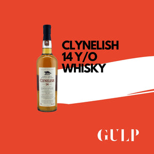 Clynelish 14 Years Single Malt Whisky - GULP