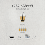 Load image into Gallery viewer, BYO Classic Milk Tea Boba Kit - GULP