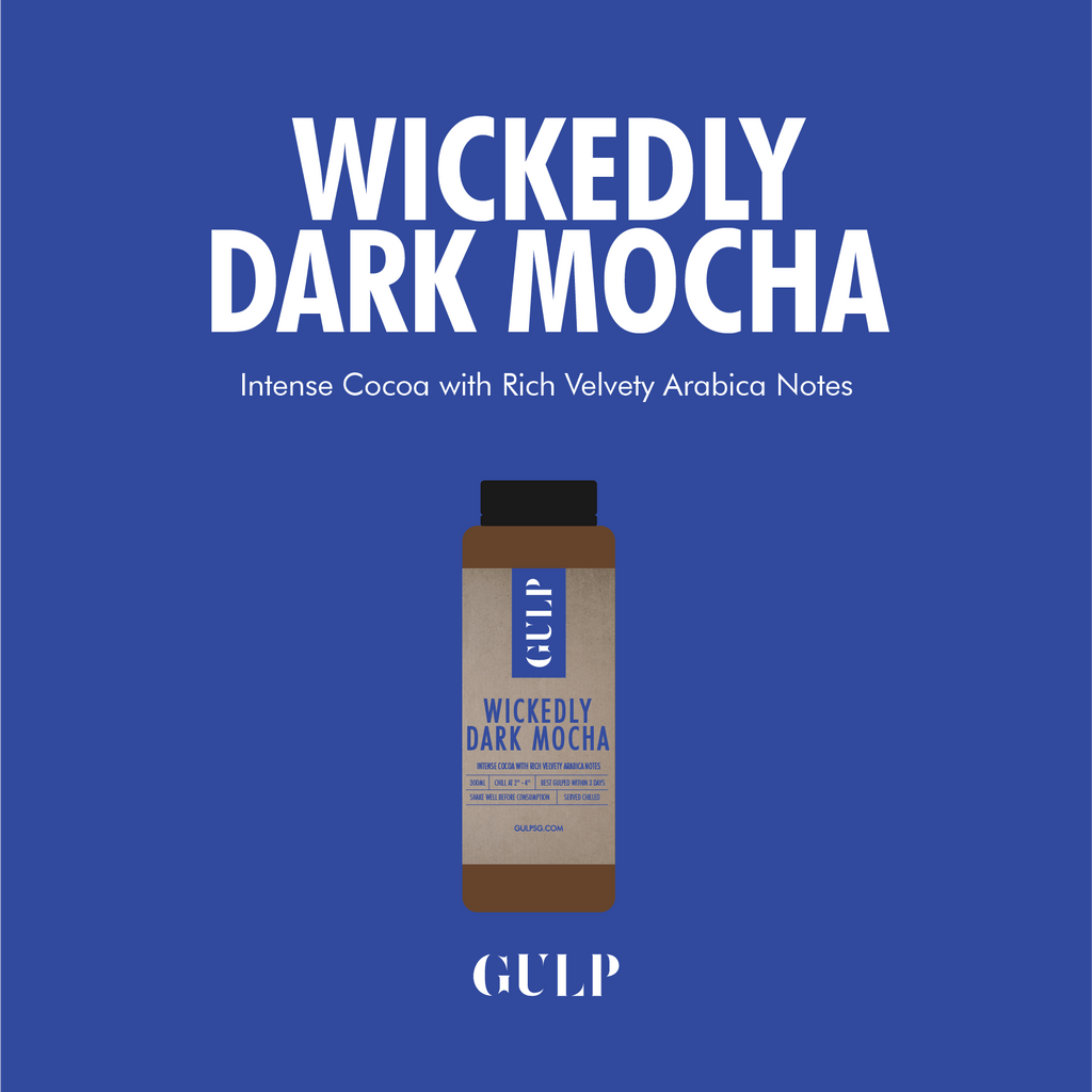 Wickedly Dark Mocha Set - GULP