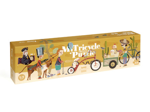 Puzzle, MY TRICYCLE PUZZLE