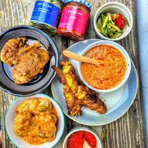 Malaysian feast box (Feed 3-4 person)