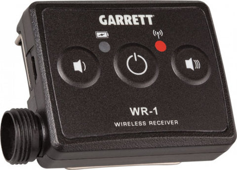 Garrett Z-Lynk WR-1 Wireless Receiver for 2-Pin AT Headphones
