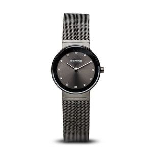 Bering Classic Grey 26 mm Women's Watches 10126-077