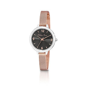 Chelsea Rose Rose Silver Willow Watch