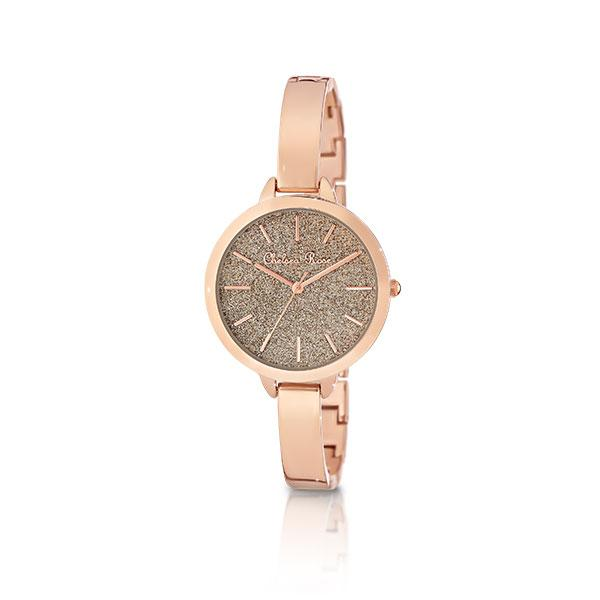 Chelsea Rose Rose Glitter Holly Watch