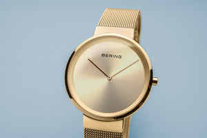 Bering Classic Gold 31 mm Women's Watches 14531-333