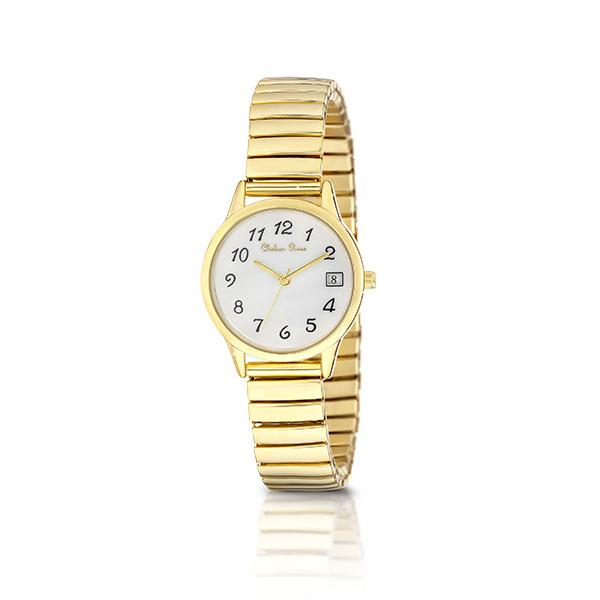 Chelsea Rose Gold-tone Iris Watch