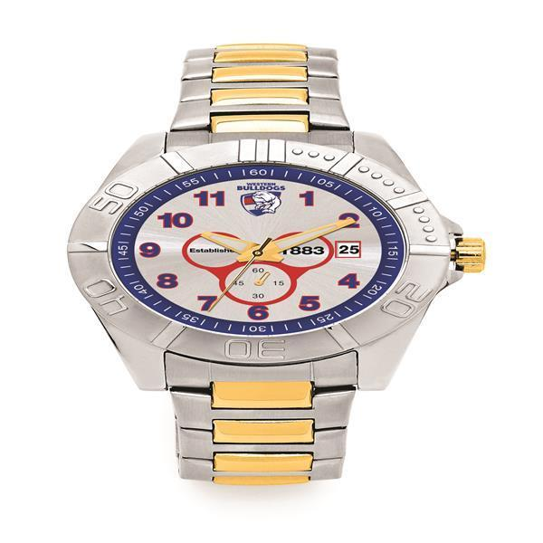 AFL Establishment Edition Watch Western Bulldogs