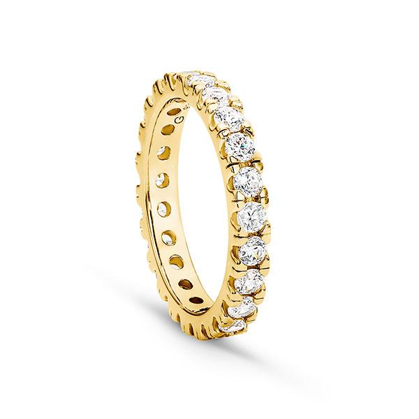 GEORGINI VIENNA GOLD 3MM RING