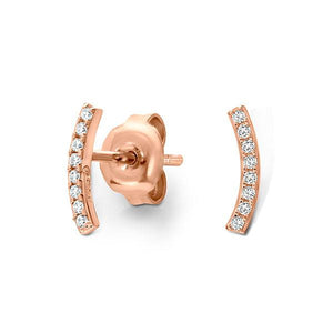 Georgini Stella Rose Gold Stud