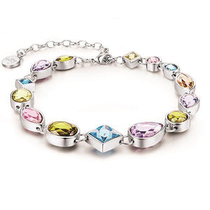 Kagi Prismatic Adjustable Bracelet