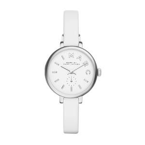 Marc Jacobs Sally White Watch