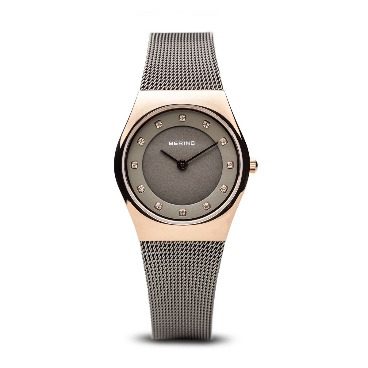 Bering Classic Rose Gold 27 mm Women's Watches 11927-369