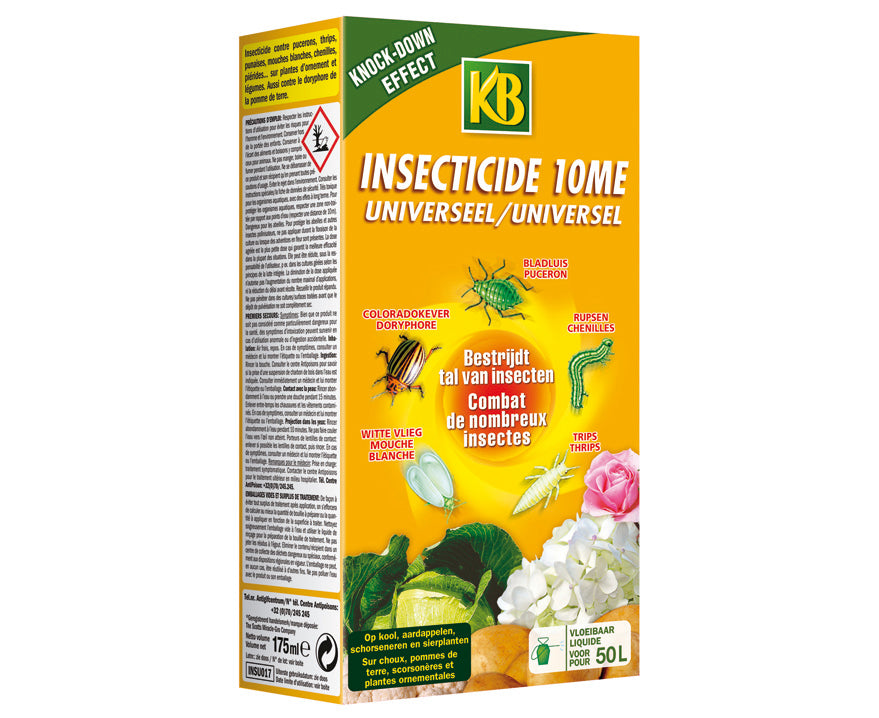 Insecticide total mulktisect fruit