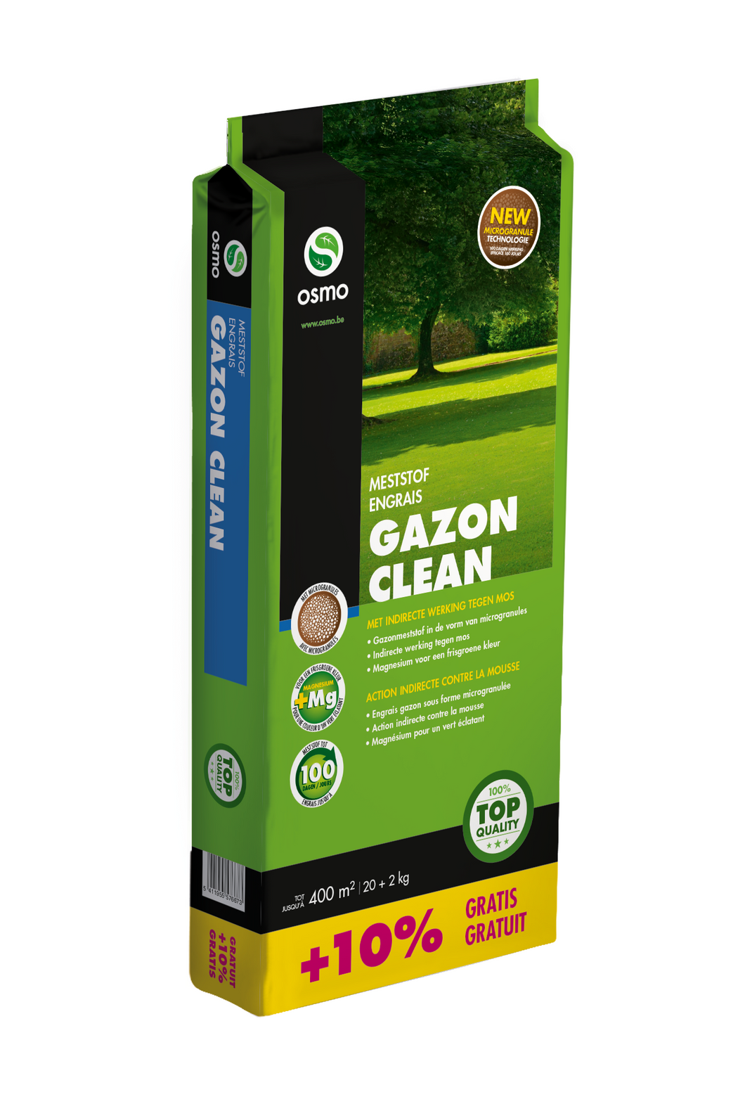 Gazon Clean - Microgranules Osmo