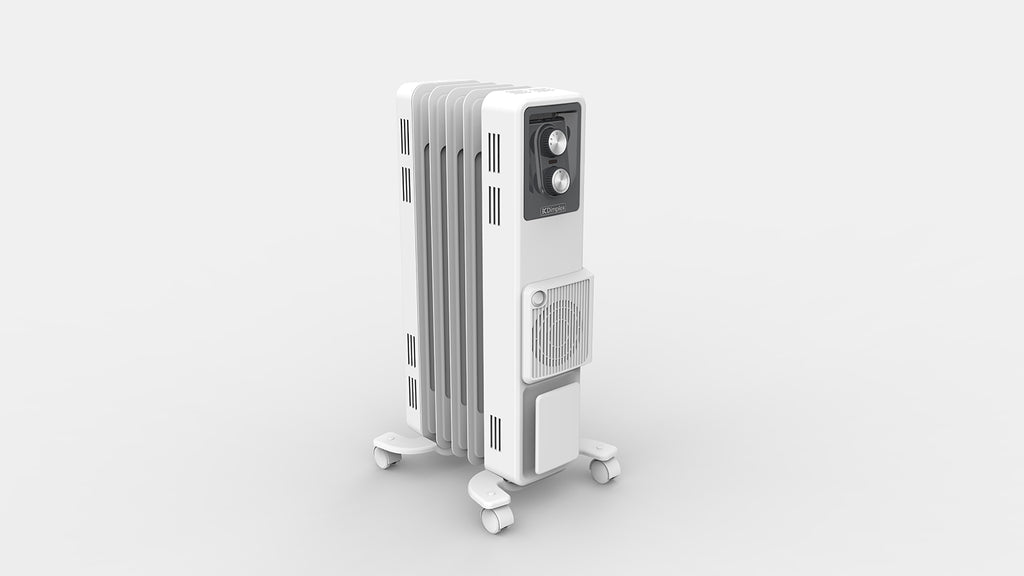 Dimplex 1.5kW Oil Column Heater with Turbo Fan