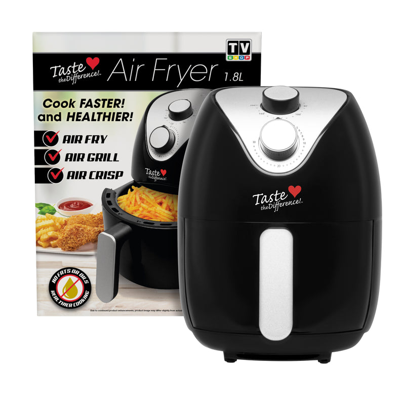 Taste The Difference Air Fryer 1.8L