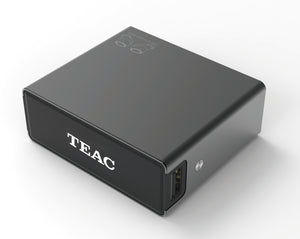 Teac TWS Earbuds with Wireless Charging Case - Black