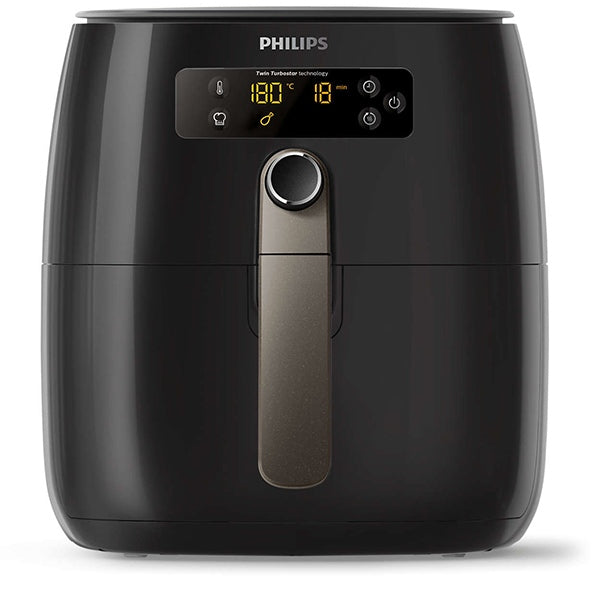 Philips HD9742/93 Airfryer Twin TurboStar Digital - Black