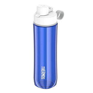 THERMOS  740ml G Series Tritan Single Wall Hydration Bottle with Flip Top Lid - Blue