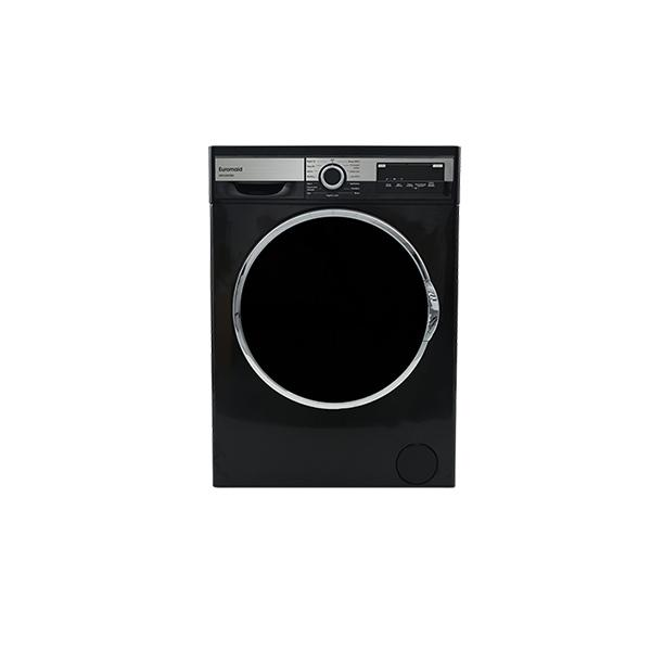 9kg Front Load Washer with Brushless DC Motor (Black)