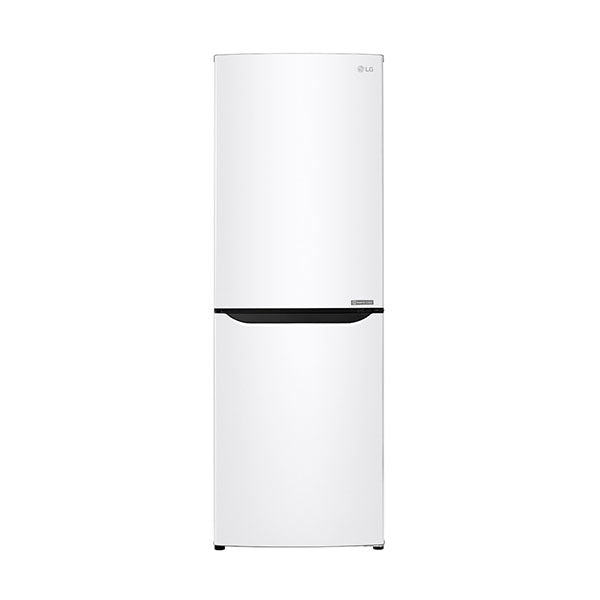 LG Electronics GB310RWL 310L Bottom Mount Fridge - White