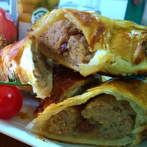 Sausage Rolls (cooked)