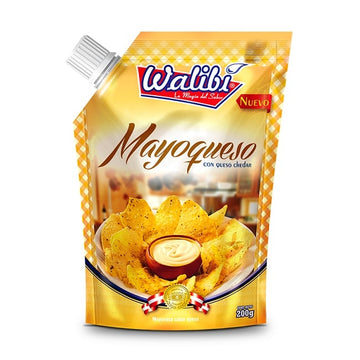 MayoQueso Doypack 200gr