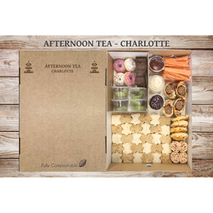 Afternoon Tea - Charlotte (From £5.99 per child on a 4 child box)