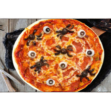 Load image into Gallery viewer, Halloween Pizza Making Kit (x4 10 Inch Pizzas)