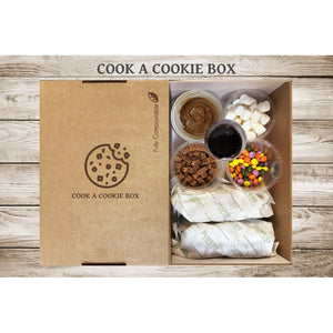 Cook a Cookie Box (8 Large Cookies)