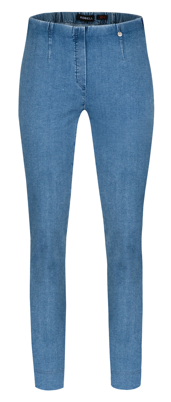 Robell Marie Stretch Denim Trousers