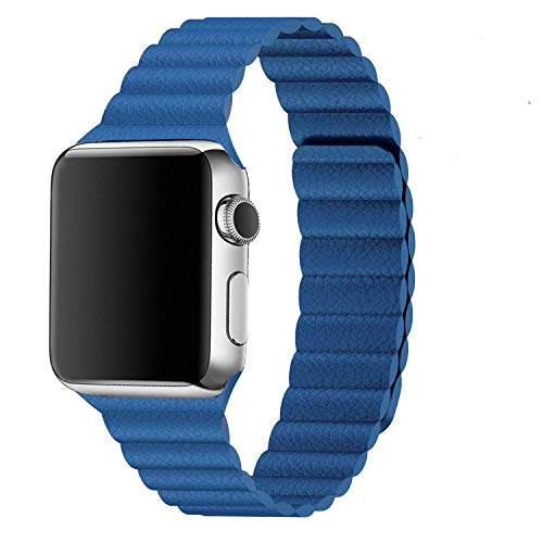 Inno-Huntz Leather Band Compatible with Apple Watch