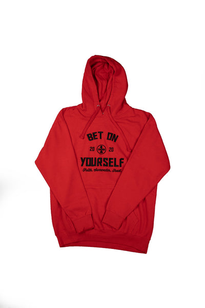 """BET ON YOURSELF"" HOODIE"