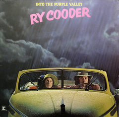Into The Purple Valley: Ry Cooder, Reprise, January 1972