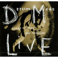 Songs of Faith and Devotion Live -Depeche Mode