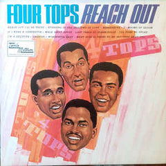 The Four Tops: Reach Out, 1967, Tamla-Motown