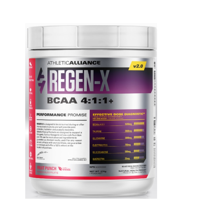 Athletic Alliance - Regen X 30 Servings