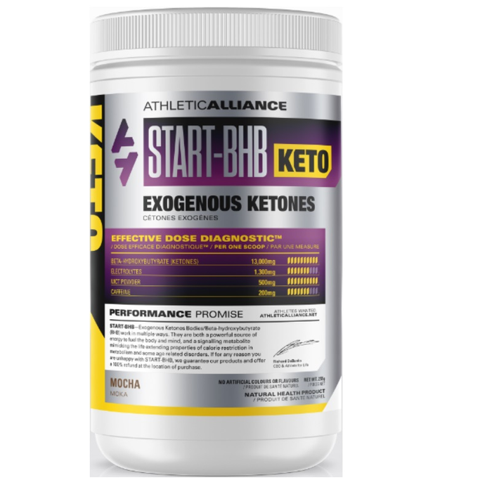 Athletic Alliance - Start BHB 30 Servings