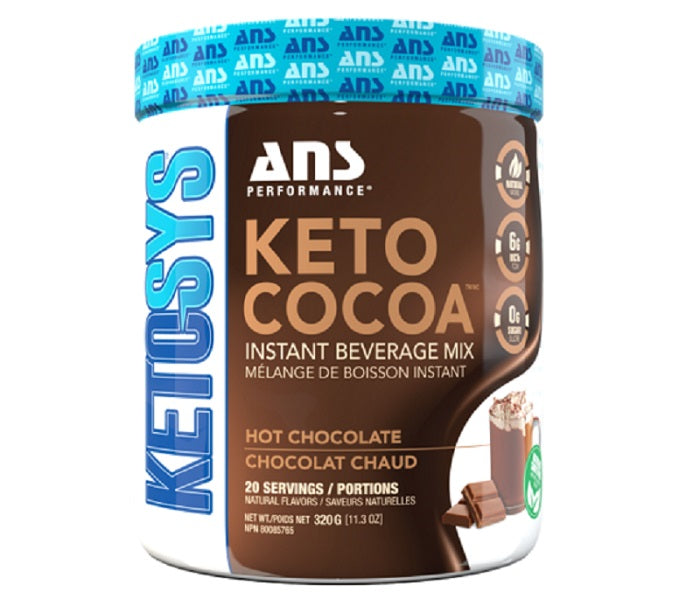 ANS Keto Cocoa (Instant Hot Chocolate)