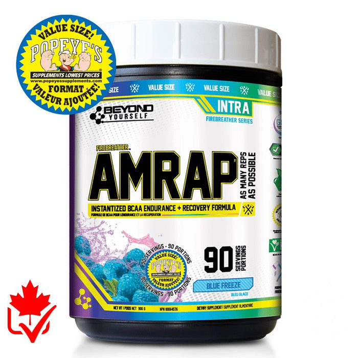 Beyond Yourself Amrap 900g
